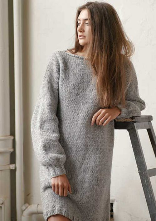 Patons Inca 14ply Sweater Dress