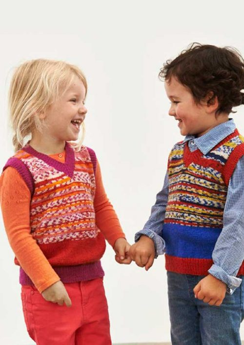 Patons Patonyle Magic Child's Vest