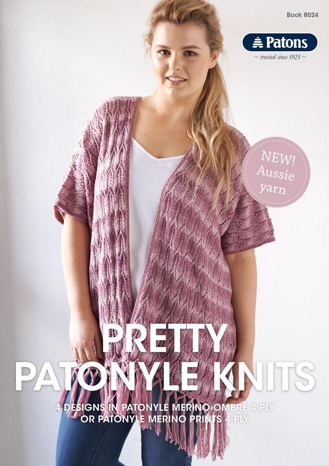 Patons Pretty Patonyle Knits