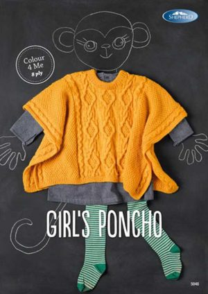 Shepherd Girl's Poncho