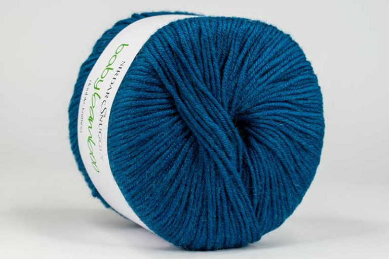 Snuggly Baby Bamboo Cobalt Blue
