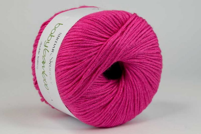 Snuggly Baby Bamboo Rinky Dink Pink