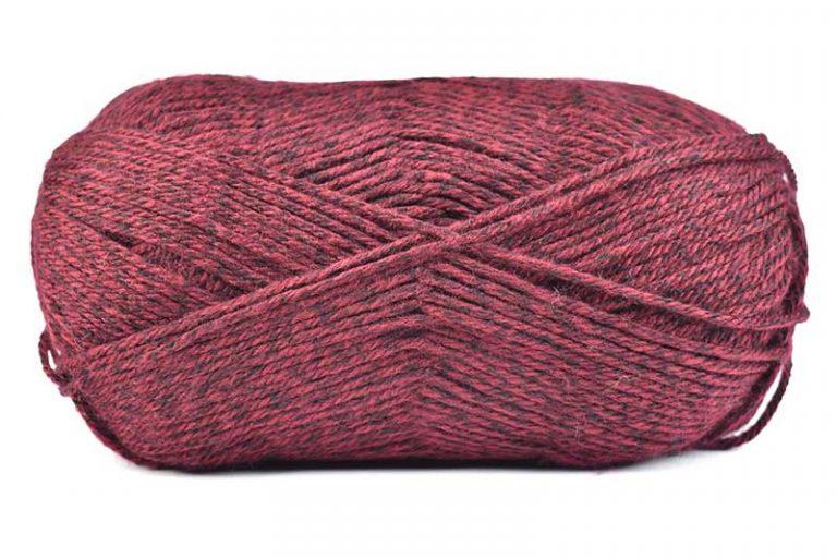 Fiddlesticks Superb Tweed Dark Red