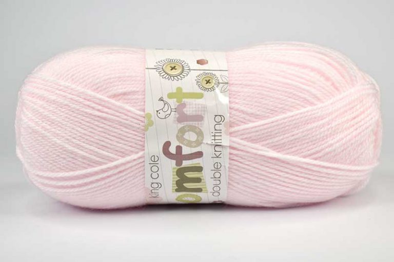 King Cole Comfort Pink