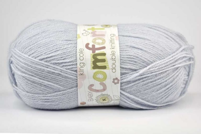King Cole Comfort Silver