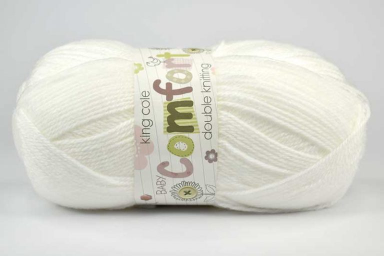 King Cole Comfort White