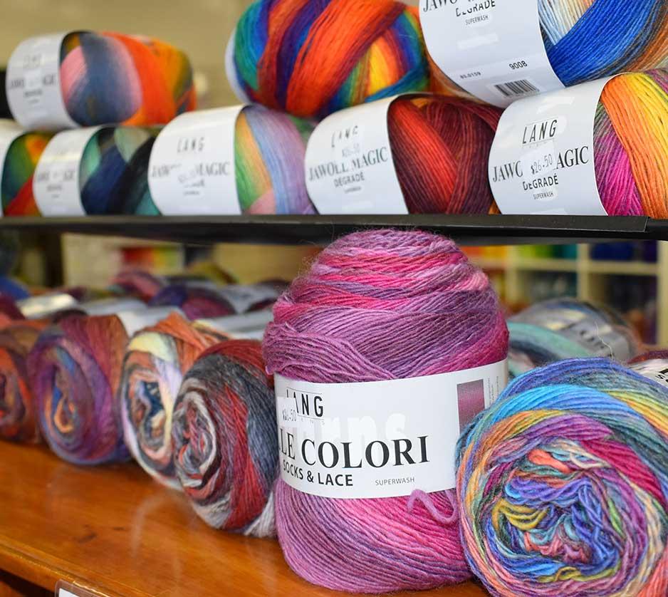 lang lace colori