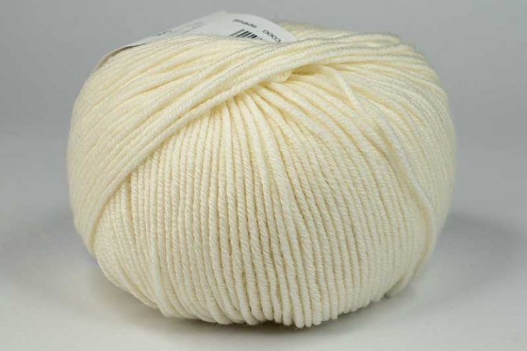 Baby Cashmere Merino Silk DK Vanilla
