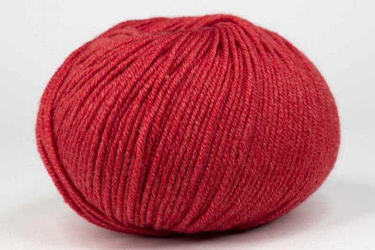 Baby Cashmere Merino Silk DK Teddy Red