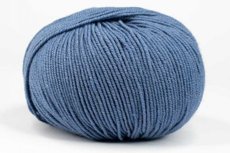 Baby Cashmere Merino Silk 4 ply Button