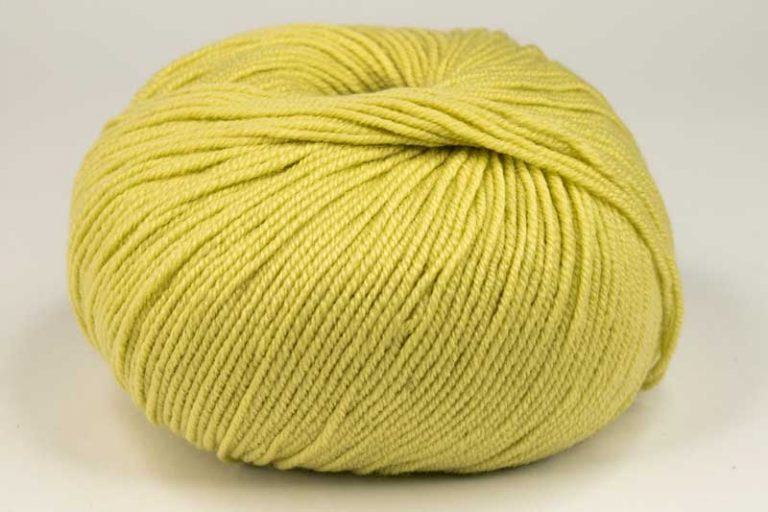 Baby Cashmere Merino Silk 4 ply Limeade